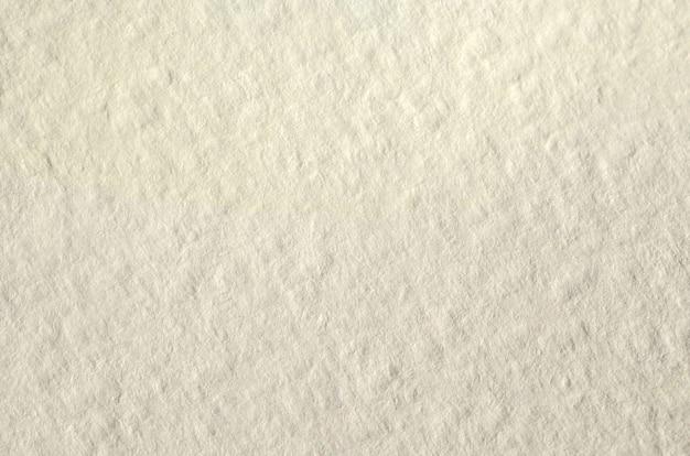 Textura de papel grosso destinado a pintura em aquarela