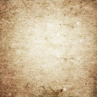 Textura de papel grunge marrom escuro envelhecido abstrato