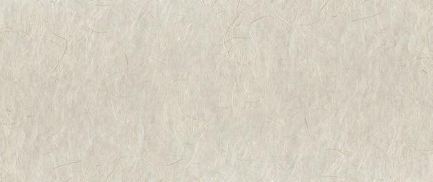 Textura de papel recicl japonês natural.