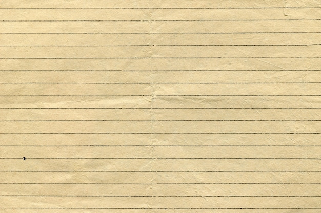 Textura de papel velho com tonalidade amarela de fundo