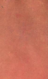 Textura de papel velho na cor vermelha