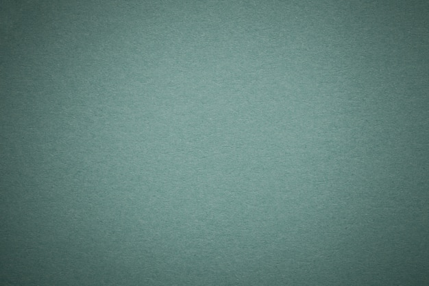 Textura de papel verde claro velho