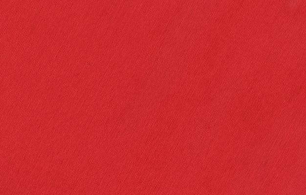 Textura de papel vermelho