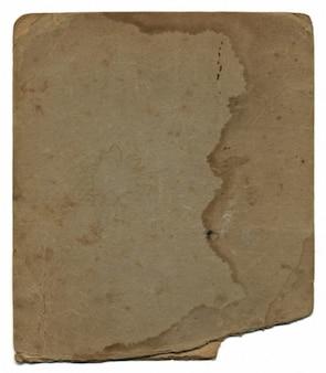 Textura de papelão antigo