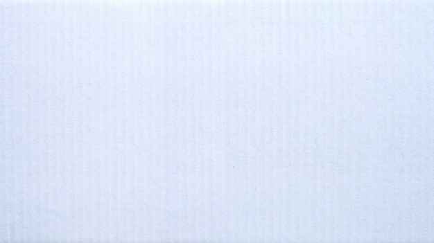 Textura de papelão branca para o fundo.