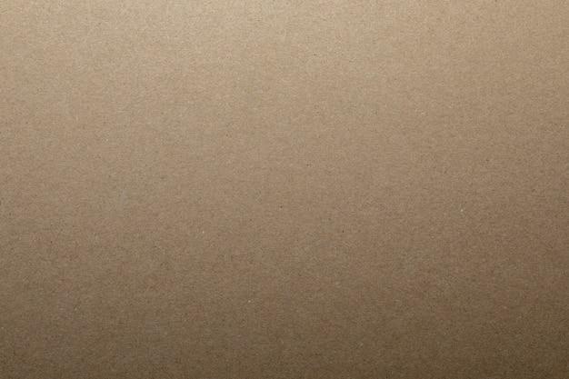 Textura de papelão kraft. copie o espaço.