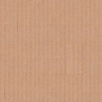 Textura de papelão tileable sem costura de alta resolução.