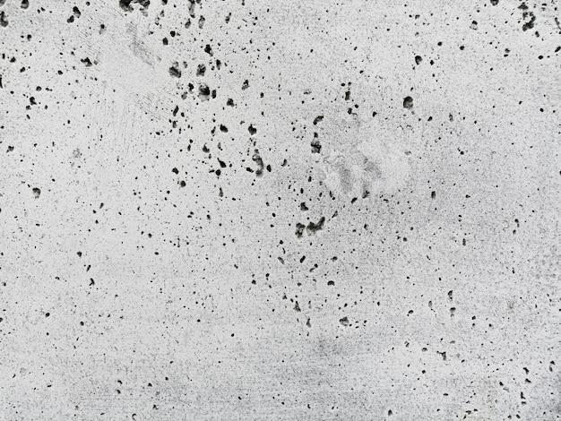 Textura de parede branca com furos