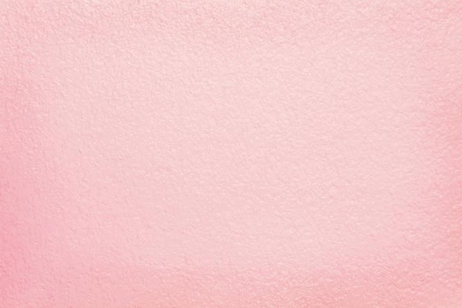 Textura de parede de cimento concreto rosa claro para o fundo