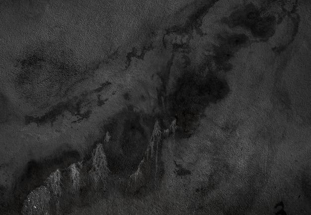 Textura de parede de concreto preto para o fundo