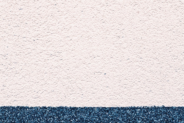 Textura de parede de estuque duotônico como detalhe de grunge close up
