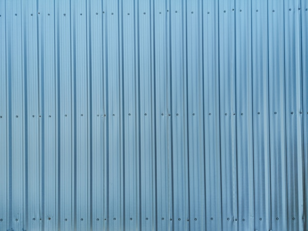 Textura de parede de folha de metal