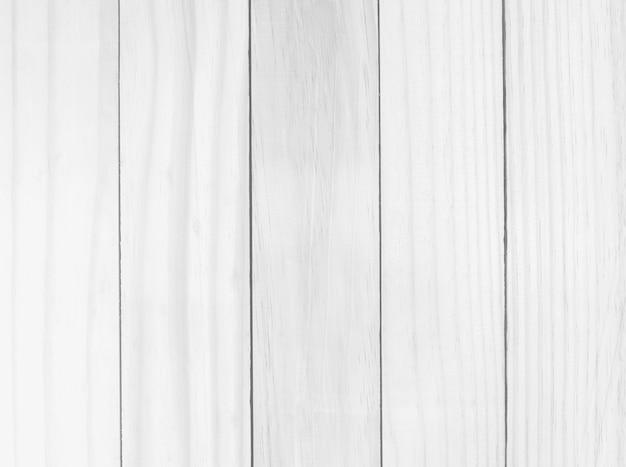 Textura de parede de madeira natural branca e padrão de superfície para design
