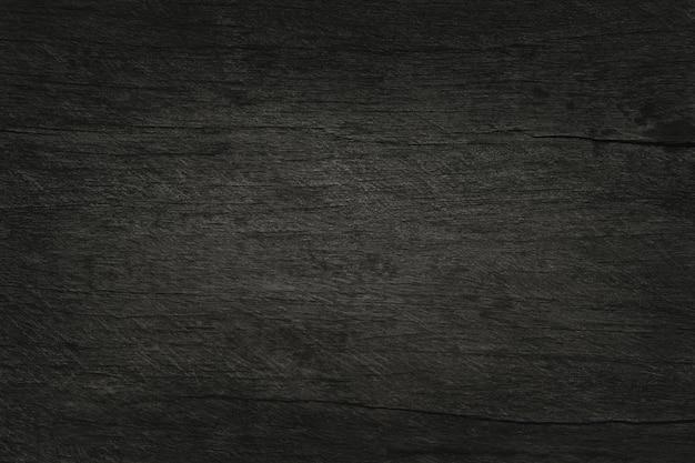 Textura de parede de madeira preta