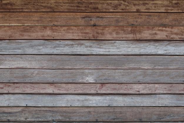 Textura de parede de madeira velha