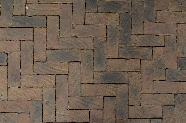 Textura de parede de pedra e tijolo