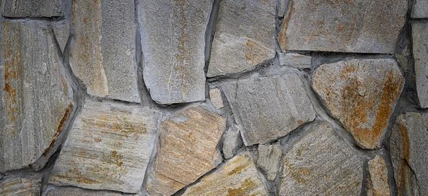 Textura de parede de pedra natural, plano de fundo, banner. foto de alta qualidade