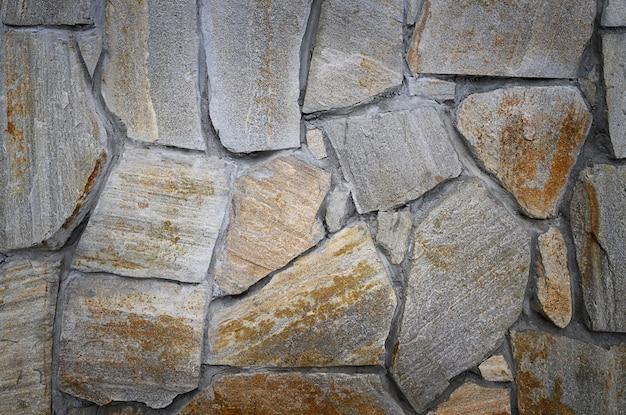 Textura de parede de pedra natural, plano de fundo. foto de alta qualidade