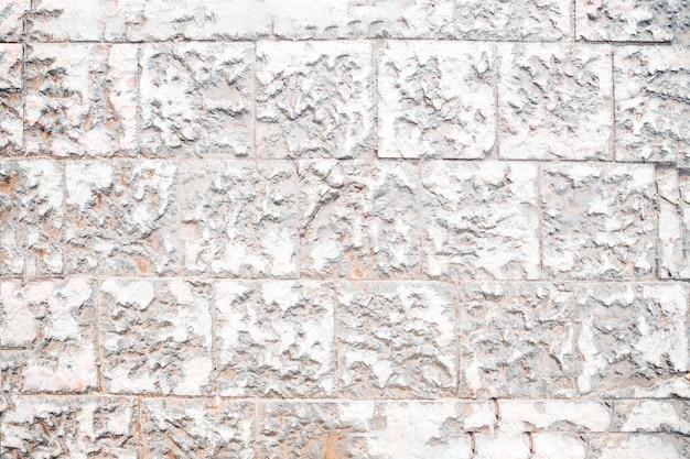 Textura de parede de pedra ou tijolo