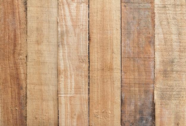 Textura de parede de prancha de madeira marrom