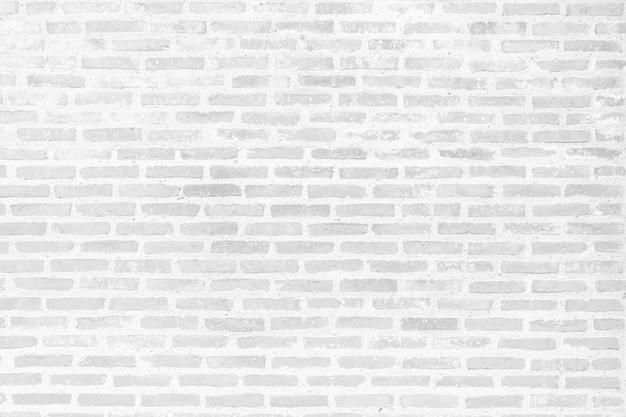 Textura de parede de tijolo branco moderno para plano de fundo
