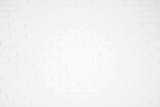 Textura de parede de tijolo branco para plano de fundo