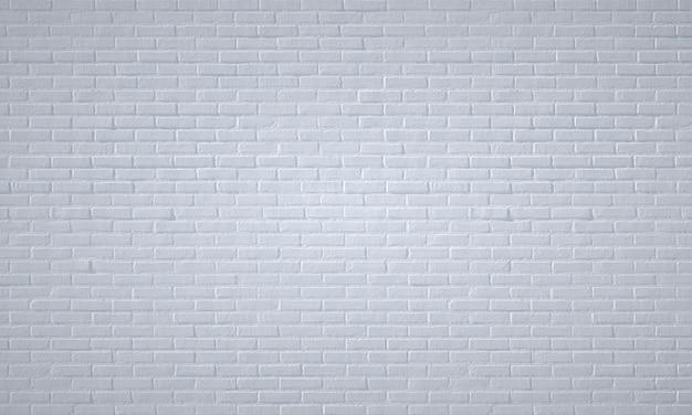 Textura de parede de tijolo brilhante parede de tijolo branco