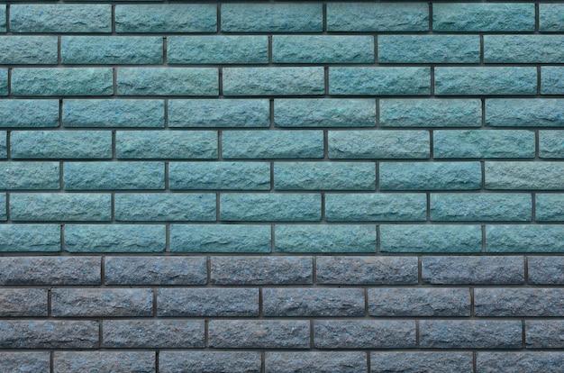Textura de parede de tijolo de ardósia colorido resistiu moderno