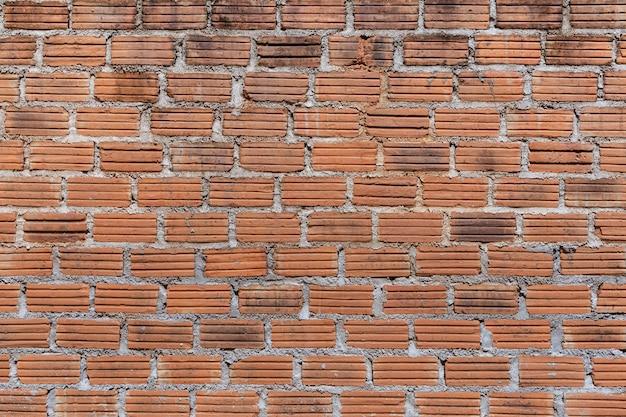 Textura de parede de tijolo para decoração exterior interior