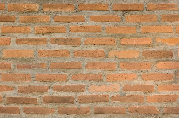 Textura de parede de tijolo vermelho