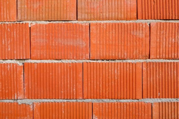 Textura de parede de tijolos para plano de fundo