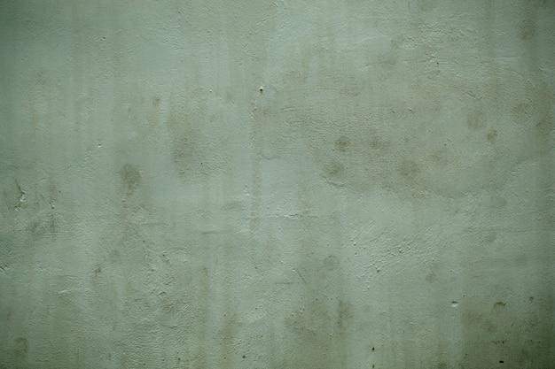 Textura de parede pintada de verde estilo vintage grunge mostrando desgaste da tinta em uma exibição de quadro completo.