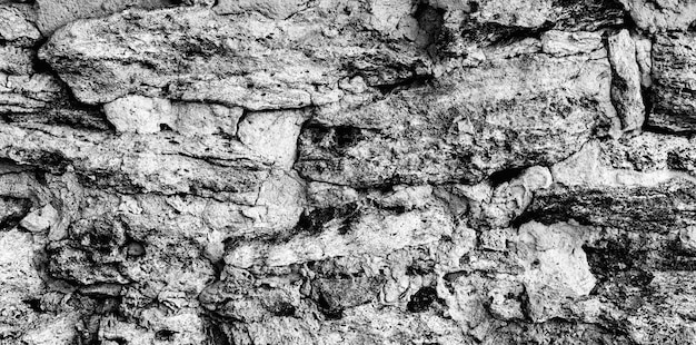 Textura de parede velha panorama que pode ser usado como pano de fundo