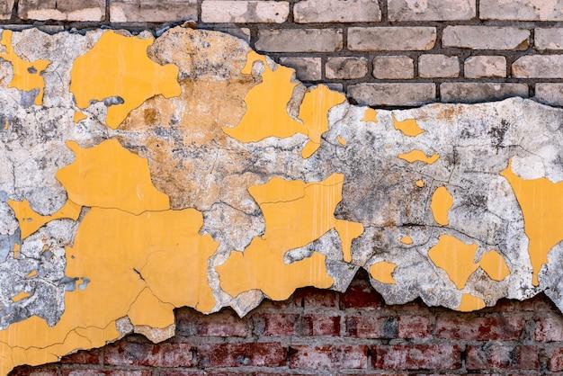 Textura de parede vintage
