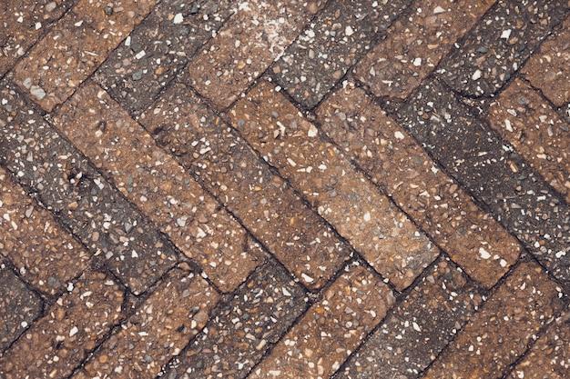 Textura de pavimentação