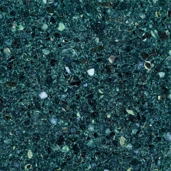 Textura de pedra de granito verde