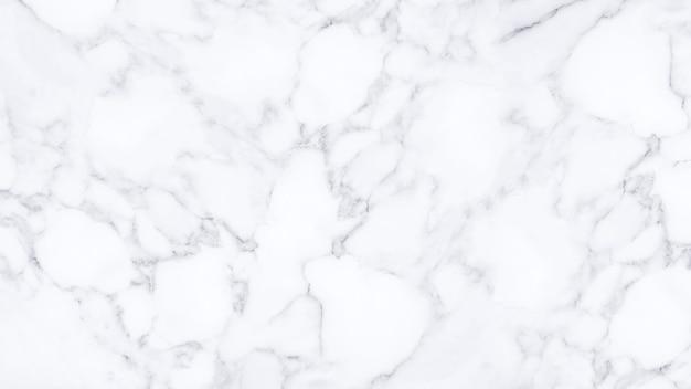 Textura de pedra de mármore branco natural para fundo ou piso de ladrilho luxuoso