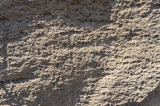 Textura de pedra de pedra antiga
