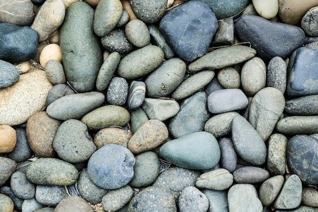 Textura de pedra do mar