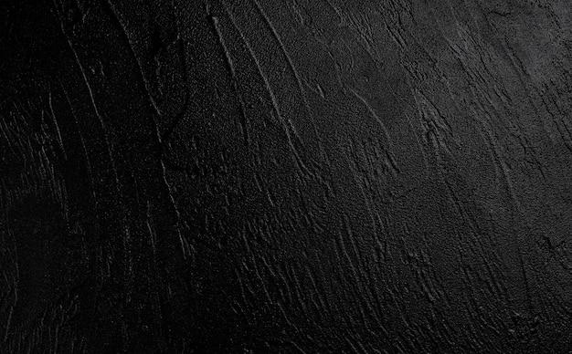 Textura de pedra preta, fundo escuro de ardósia