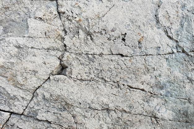 Textura de pedra rachada