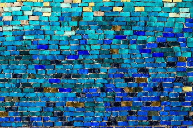 Textura de pedras multicoloridas