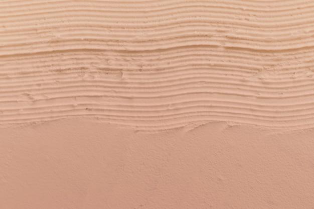 Textura de pincel castanho