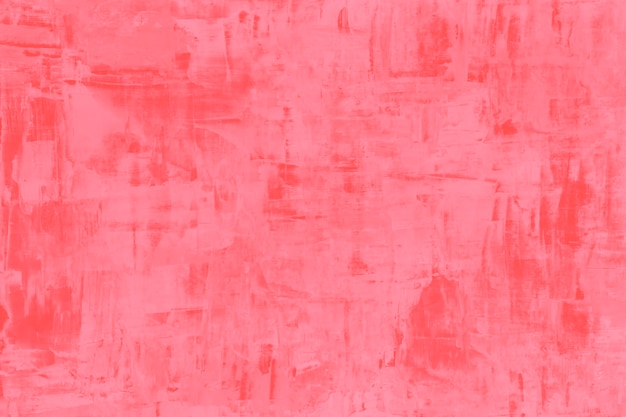Textura de pintura abstrata de papel de parede de fundo rosa