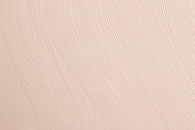 Textura de pintura acrílica pêssego