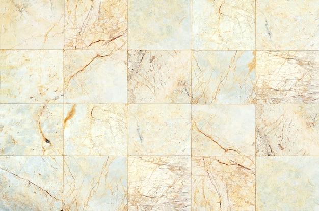 Textura de piso de ladrilhos de mármore