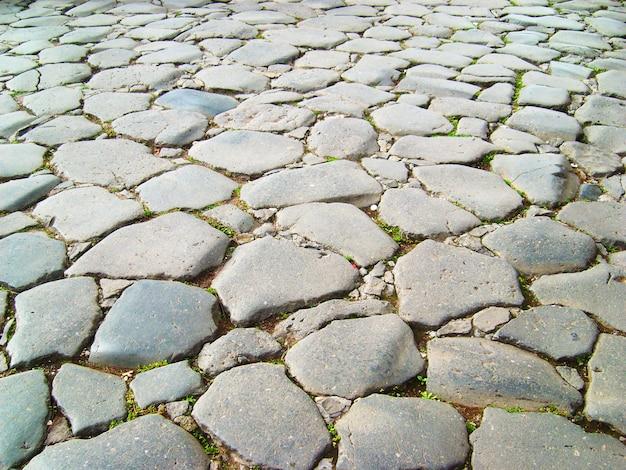 Textura de piso de pedra.