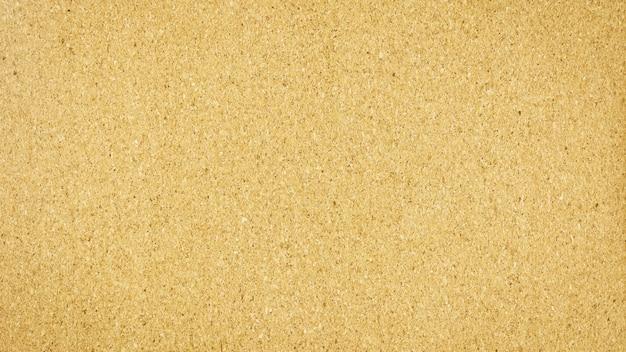 Textura de placa de cortiça marrom. - fundo