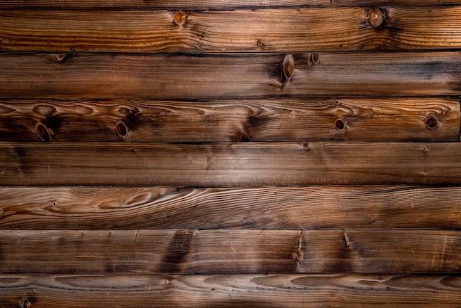 Textura de prancha de madeira de perto