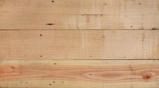 Textura de pranchas de madeira marrons como o fundo.